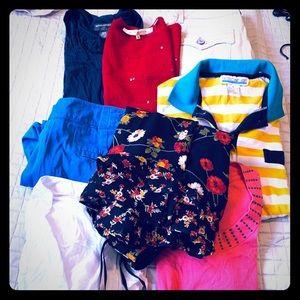 Bundle clothes size M